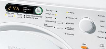 Miele-wasmachine